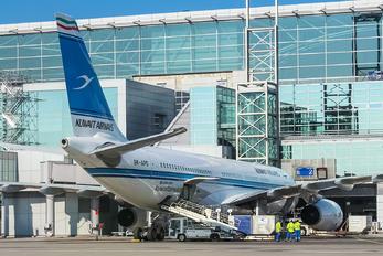 9K-APD - Kuwait Airways Airbus A330-200