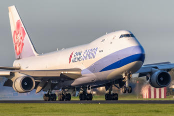 B-18710 - China Airlines Cargo Boeing 747-400F, ERF
