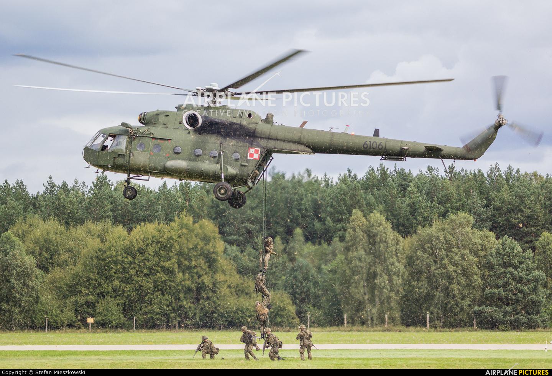 Poland - Army 6106 aircraft at Mirosławiec