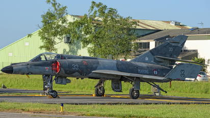 33 - France - Navy Dassault Super Etendard