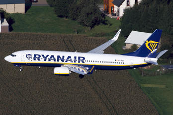 EI-FZS - Ryanair Boeing 737-8AS