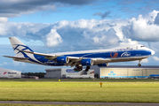 VQ-BLQ - Air Bridge Cargo Boeing 747-8F aircraft