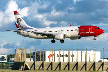 LN-NGY - Norwegian Air Shuttle Boeing 737-800