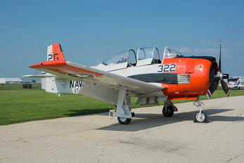 N228NA - Private North American T-28C Trojan