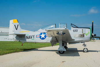 N661NA - Private North American T-28C Trojan