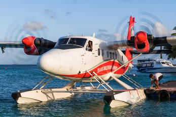 8Q-TMK - Trans Maldivian Airways - TMA de Havilland Canada DHC-6 Twin Otter