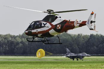 6607 - Mexico - Air Force PZL SW-4 Puszczyk
