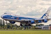 VQ-BVR - Air Bridge Cargo Boeing 747-8F aircraft