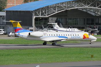 HK-4525 - Satena Embraer ERJ-145LR