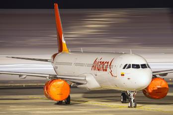 N759AV - Avianca Airbus A321 NEO