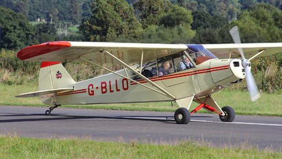 G-BLLO - Private Piper L-18 Super Cub