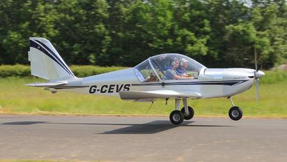 G-CEVS - Private Evektor-Aerotechnik EV-97 Eurostar
