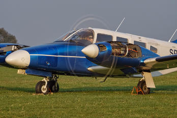 SP-KAS - Private PZL M-20 Mewa