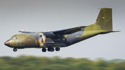 51+06 - Germany - Air Force Transall C-160D