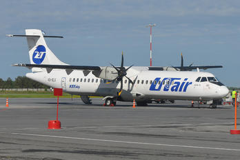VQ-BLG - UTair ATR 72 (all models)