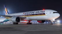 9V-SWB - Singapore Airlines Boeing 777-300ER aircraft