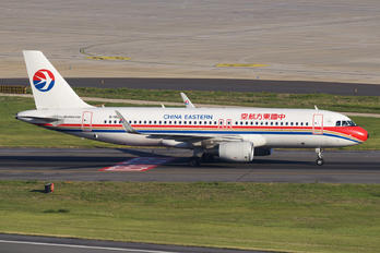 B-1862 - China Eastern Airlines Airbus A320