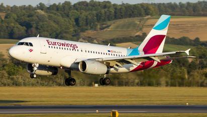 OE-LYY - Eurowings Europe Airbus A319