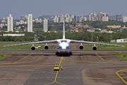 First visit of Antonov An-124 to Porto Alegre title=