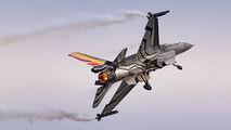 FA-123 - Belgium - Air Force Lockheed Martin F-16A Block 20 MLU aircraft