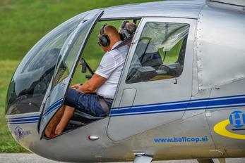S5-HKT - Helicop Litija Robinson R44 Astro / Raven