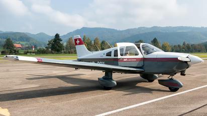 HB-POX - Private Piper PA-28 Archer