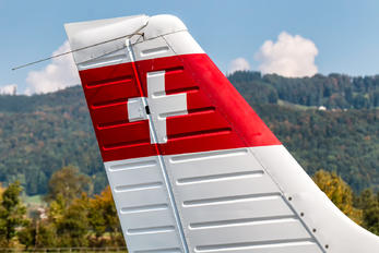 HB-POX - Albis Wings Piper PA-28 Archer