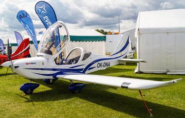 OK-DNA - Private Evektor-Aerotechnik SportStar MAX