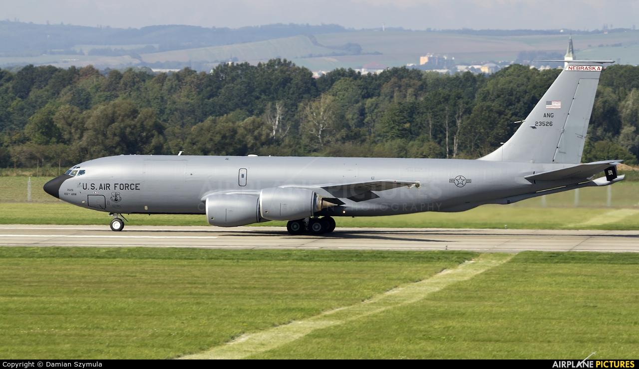 USA - Air Force 62-3526 aircraft at Ostrava Mošnov