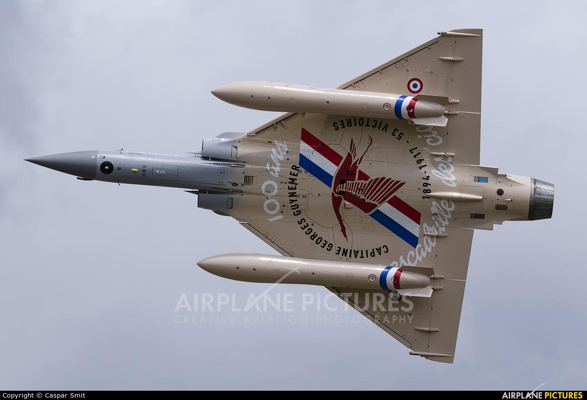 France - Air Force 2-EJ aircraft at Florennes