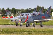 """0-38 - Poland - Air Force """"Orlik Acrobatic Group"""" PZL 130 Orlik TC-1 / 2 aircraft"""