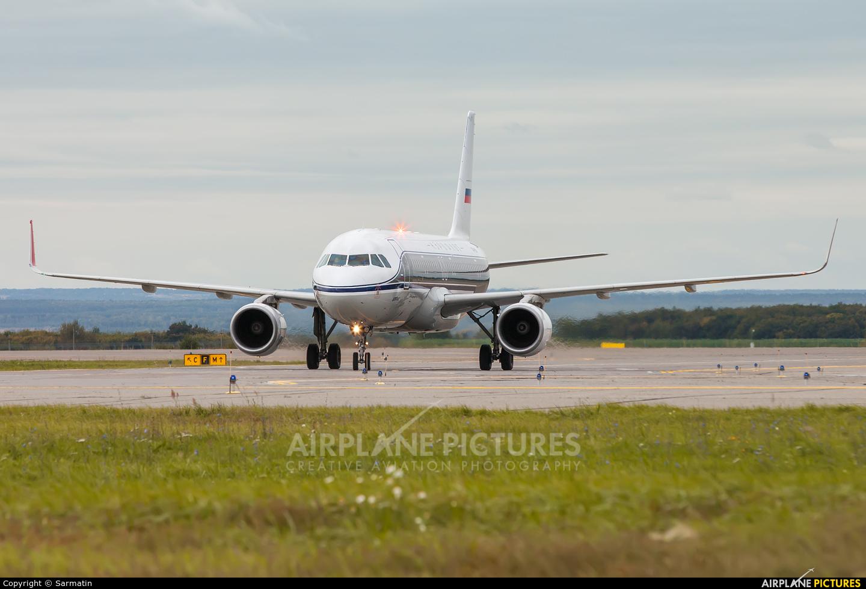 Aeroflot VP-BNT aircraft at Kazan