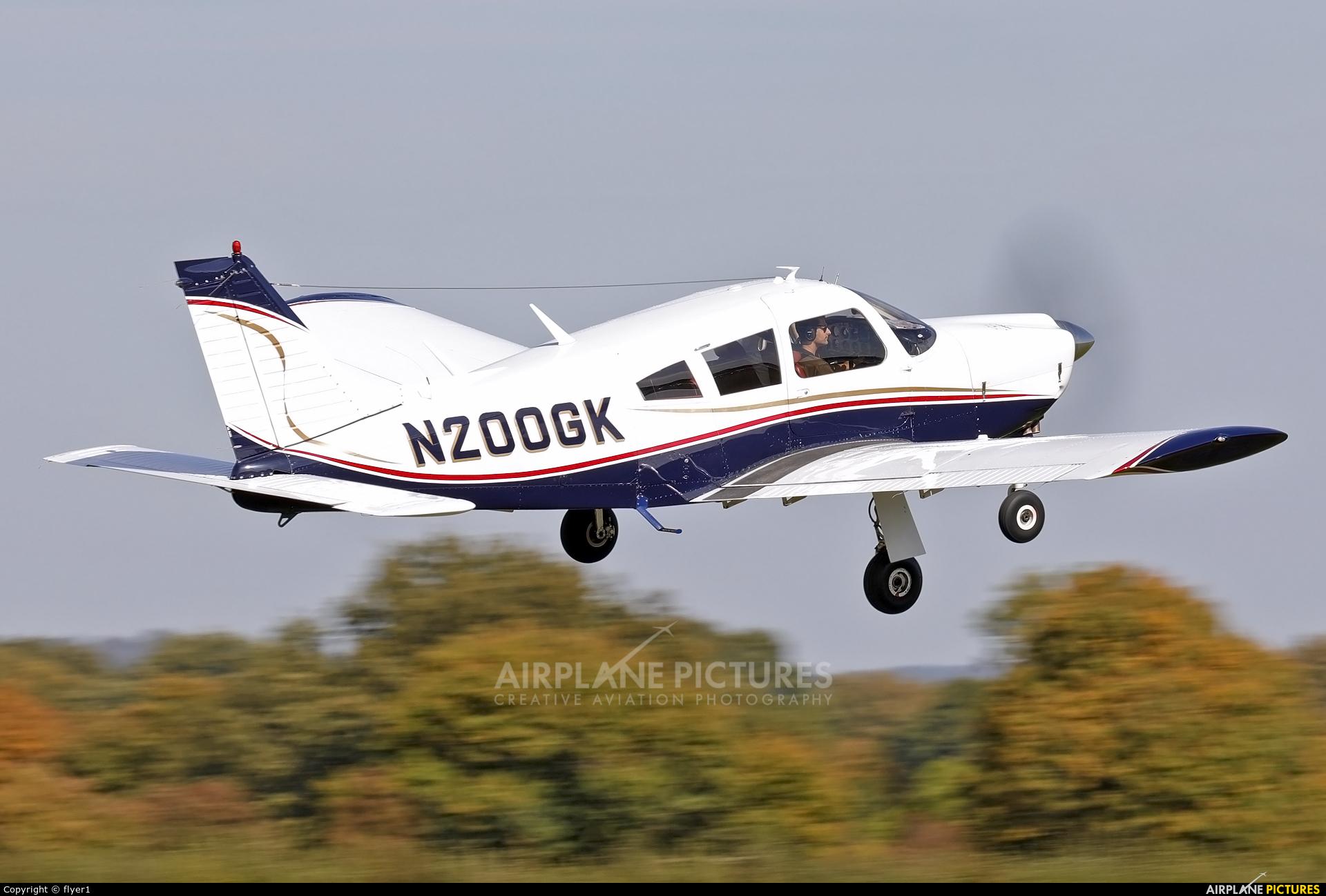 Southern Aircraft Consultancy N200GK aircraft at Lashenden / Headcorn