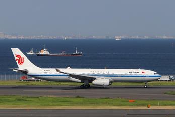 B-5958 - Air China Airbus A330-300