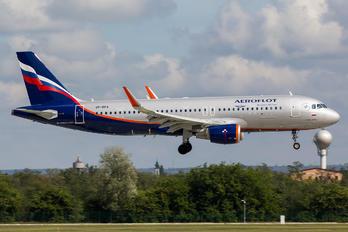 VP-BFA - Orenair Airbus A320