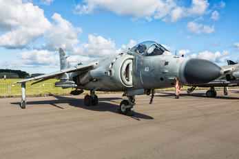 XZ440 - Royal Navy British Aerospace Sea Harrier FA.2