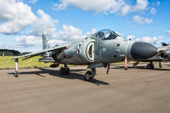 XZ440 - Royal Navy British Aerospace Sea Harrier FA.2