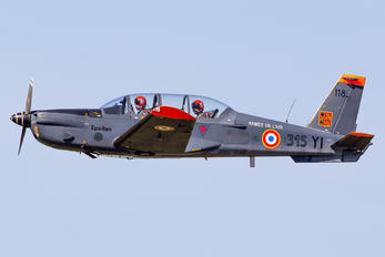 118 - France - Air Force Socata TB30 Epsilon