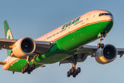 B-16706 - Eva Air Boeing 777-300ER aircraft