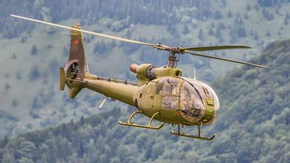 12671 - Montenegro - Air Force Aerospatiale SA-341 / 342 Gazelle (all models)
