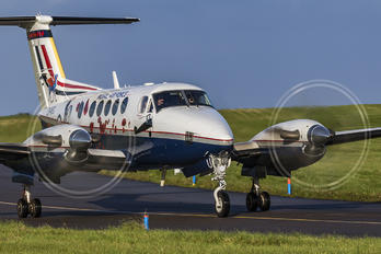 ZK460 - Royal Air Force Beechcraft 200 King Air