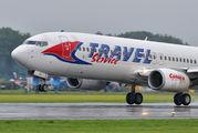OK-TVM - Travel Service Boeing 737-800 aircraft