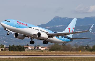G-TAWU - Thomson/Thomsonfly Boeing 737-800