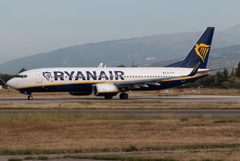 EI-FTV - Ryanair Boeing 737-8AS