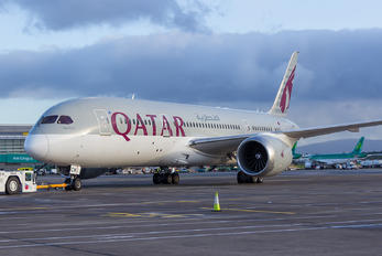 A7-BCK - Qatar Airways Boeing 787-8 Dreamliner