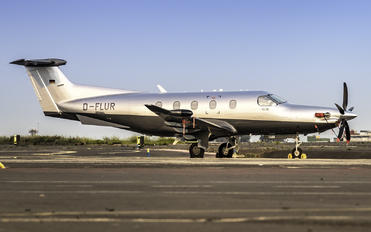D-FLUR - Private Pilatus PC-12