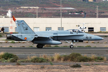 C.15-88 - Spain - Air Force McDonnell Douglas F/A-18A Hornet