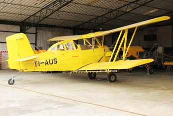 TI-AUS - Private Grumman G-164 Ag-Cat