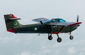 92-5348 - Pakistan - Army SAAB MFI T-17 Supporter