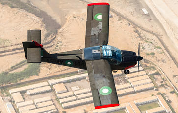 86-5144 - Pakistan - Air Force SAAB MFI T-17 Supporter